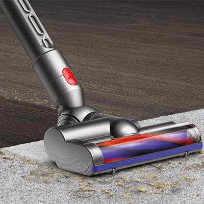 Dyson Cinetic Big Ball cepillo fibra carbono