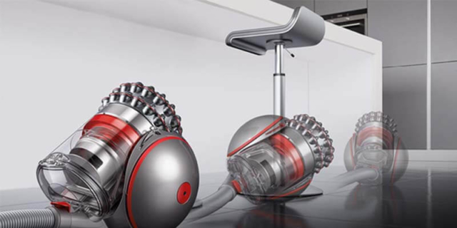 Dyson Cinetic Big Ball se autoendereza