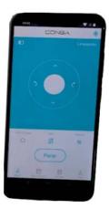 App de la Conga 1090 Connected