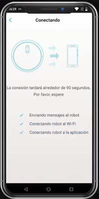 Conexión a app 4º paso