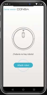 Conexión a app