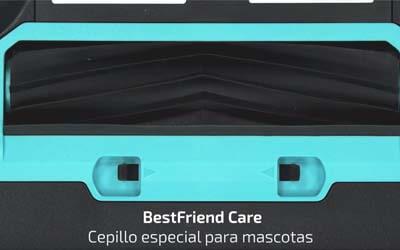 Cepillo BestFriend Care, especial para hogares con mascotas