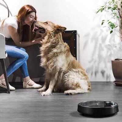 Ideal para hogares con mascotas