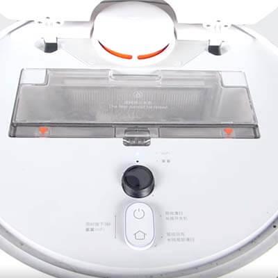 Xiaomi Vacuum 1S detalle interior