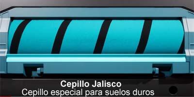 Cepillo Jalisco, hasta tres veces más eficaz en suelos duros