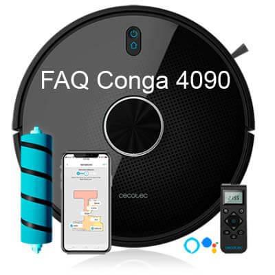 FAQ Conga 4090