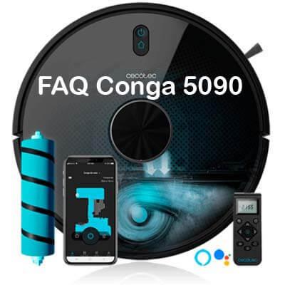 FAQ Conga 5090