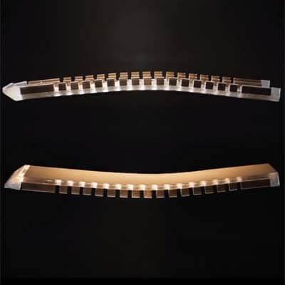 Placas flexibles