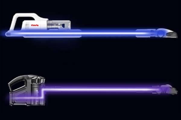 Vistefly V10 Pro lineal