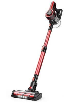 MooSoo K17-U aspiradora escoba sin cable