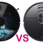 Conga 5490 vs Roborock S6 MaxV: Duelo de Titanes