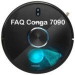 Preguntas frecuentes Conga 7090: El mejor robot de 2021