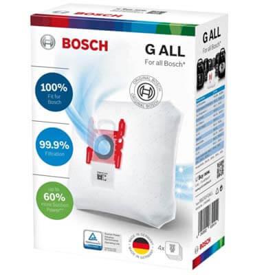 Bosch BBZ41FGALL Bolsas PowerProtect pack 4