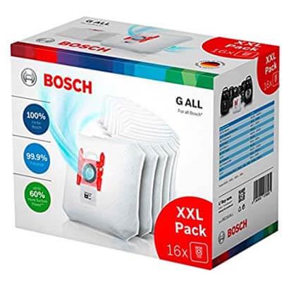 Bosch bolsas G ALL pack 16