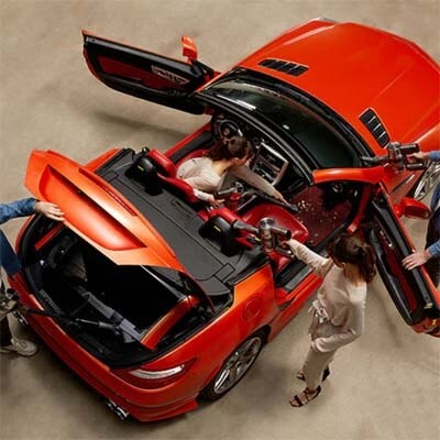 Súper util a la hora de limpiar el coche