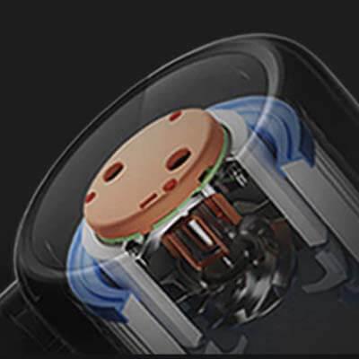 Tecnología de reducción de ruido en 8 etapas