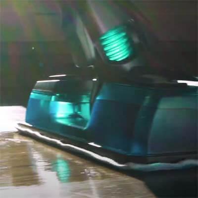Conga RockStar 900 ErgoWet fregando