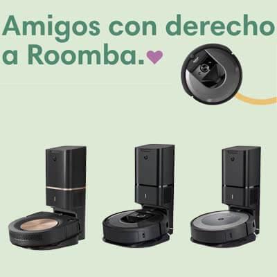 Promoción Amigos con Derecho a Roomba